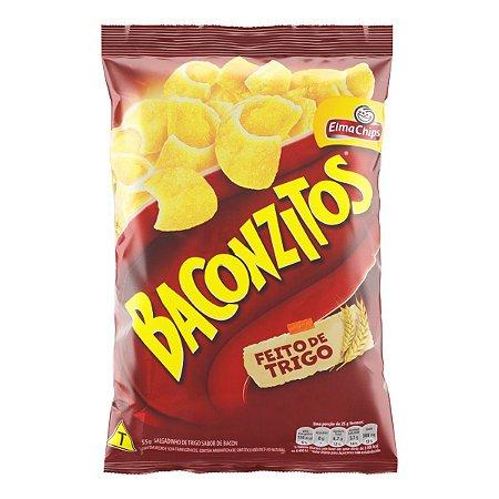 Salgadinho Elma Chips Baconzitos 55g