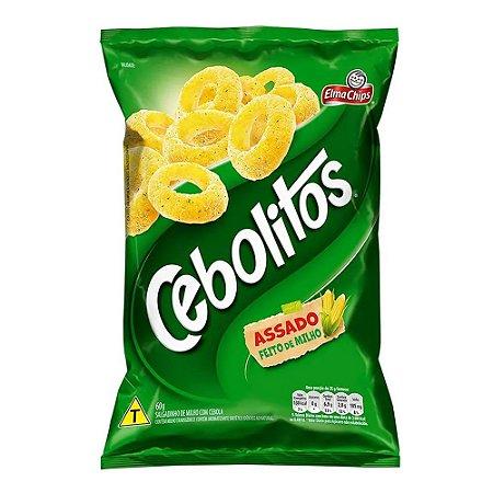 Salgadinho Elma Chips Cebolitos 60g