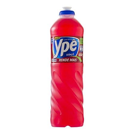 Detergente Líquido Ypê Maçã 500ml