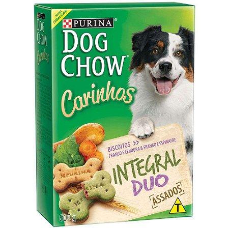 Biscoito para Cães Dog Show Duo 500g