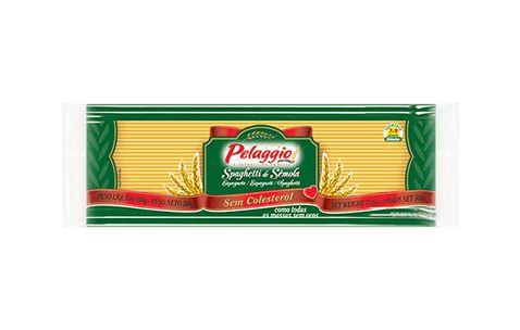 Macarrão Pelaggio Spaghetti Sêmola 500g