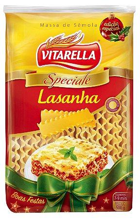 Massa Lasanha Vitarella Sêmola 500g