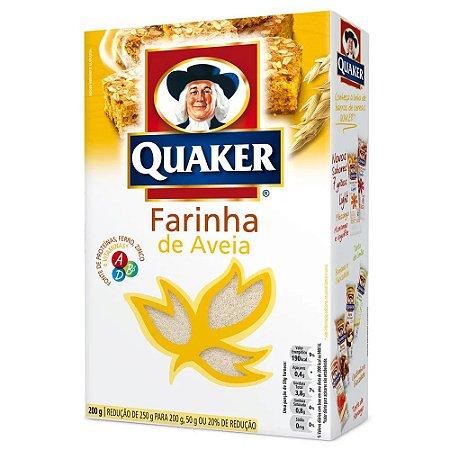 Farinha de Aveia Quaker 165g