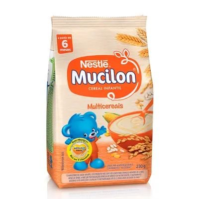 Mucilon Multicereais Sachê 230g