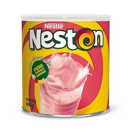 Neston Vitamina Morango/Banana/Pêra lata 400g
