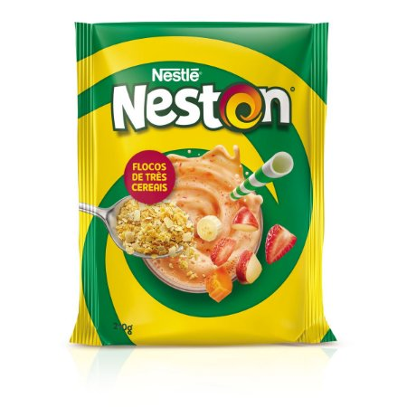 Neston 3 Cereais Sachê 210g