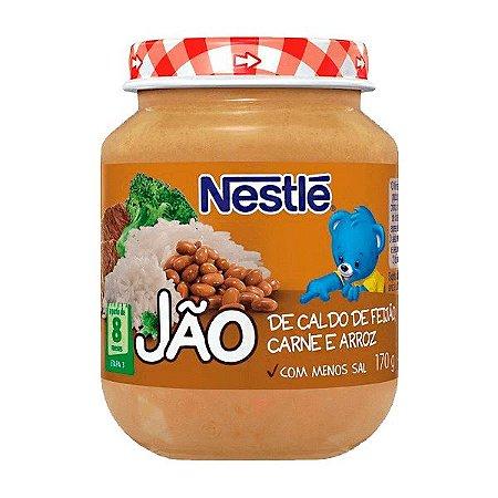 Alimento Infantil Nestlé Caldo de Feijão 170g