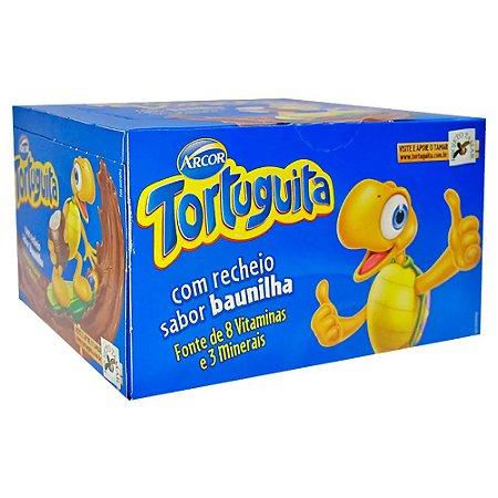 Chocolate Arcor Tortuguita Baunilha 24x18g