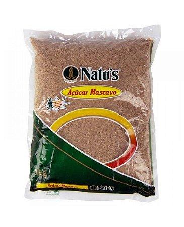 Açúcar Mascavo Natu's 1kg