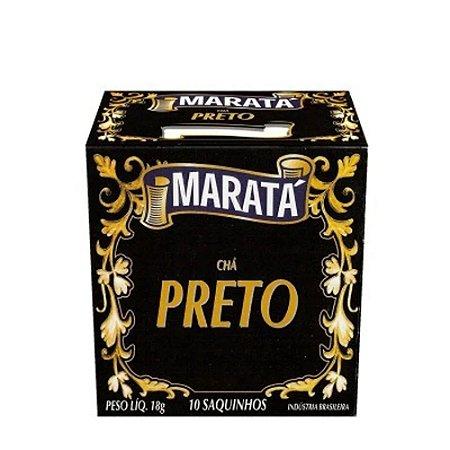 Chá Maratá Preto 18g