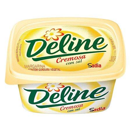 Margarina Deline com Sal 500g