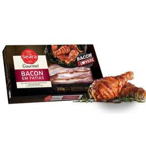 Bacon Fatiado Seara 250g