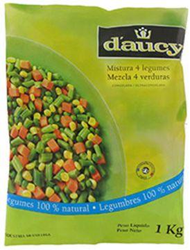 Mistura 4 Legumes D'aucy 1kg