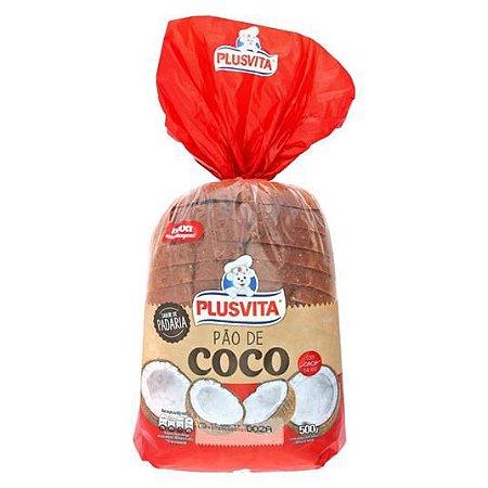 Pão de Coco Plus Vita 450g