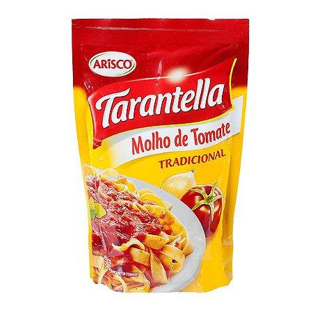 Molho de Tomate Tarantella Tradicional 340g