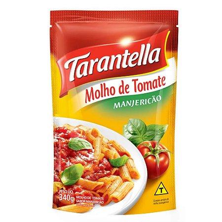 Molho de Tomate Tarantella Manjericão 340g
