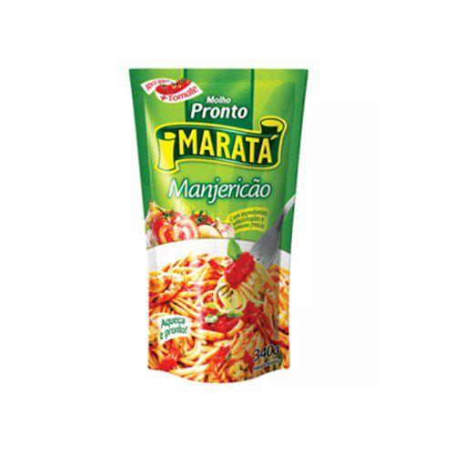 Molho de Tomate Maratá Manjericão 340g
