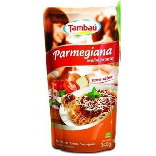 Molho de Tomate Tambaú Parmegiana 340g