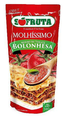 Molho de Tomate Sofruta Bolonhesa 340g