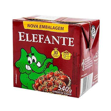 Extrato Elefante 540g