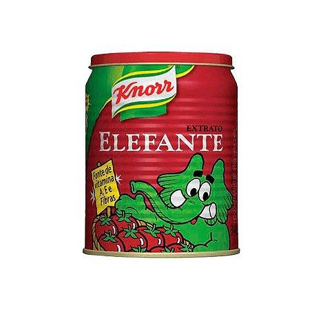 Extrato Elefante Lata 340g