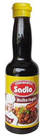 Molho Inglês Sadio 150ml