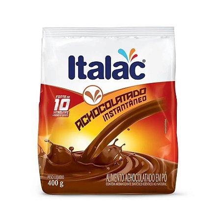 Achocolatado em pó Italac 400g