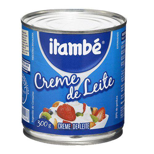 Creme de Leite Itambé lata 300g