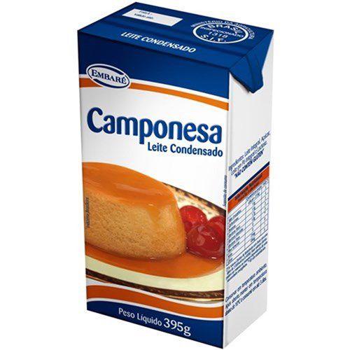 Leite Condensado Camponesa 395g