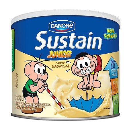 Alimento Danone Sustain Jr. Baunilha 350g