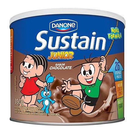 Alimento Danone Sustain Jr. Chocolate 350g