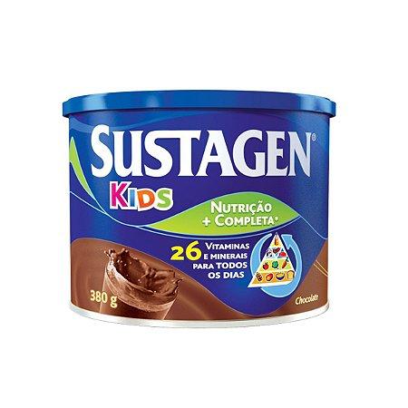 Alimento Sustagen Kids Chocolate 380g