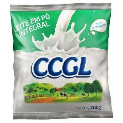 Leite em Pó CCGL Integral 200g