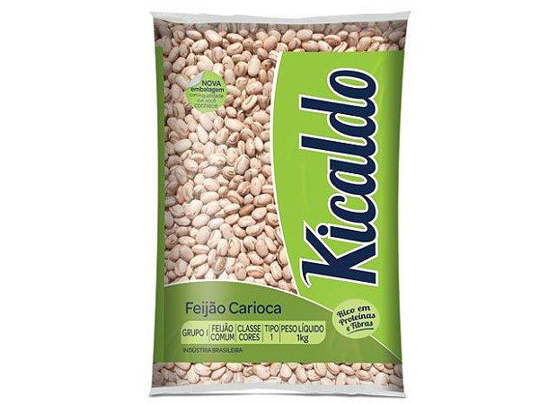 Feijão Kicaldo Carioca T.1. 1kg