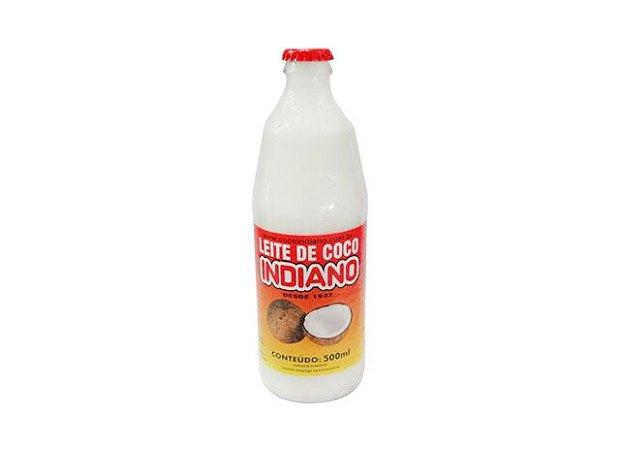 Leite de Coco Indiano 500ml