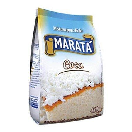 Mistura para Bolo Maratá Coco 450g