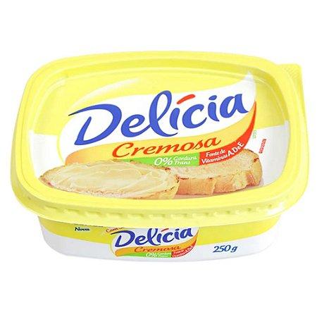 Margarina Delícia com Sal 250g