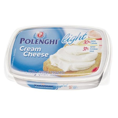 Cream Chese Polenghi Light 150g