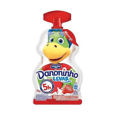 Petit Suisse Danoninho Morango 70g