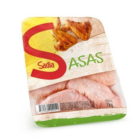 Asa de Frango Sadia 1kg