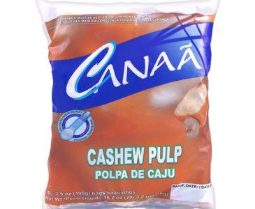 Polpa de Caju Canaã Congelada 1 unidade