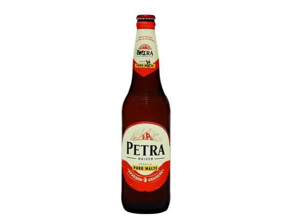 Cerveja Petra Puro Malte long neck 355ml