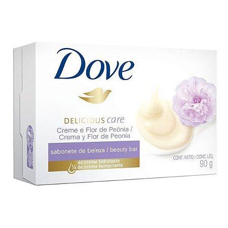 Sabonete Dove Creme e Flor de Peônia 90 g
