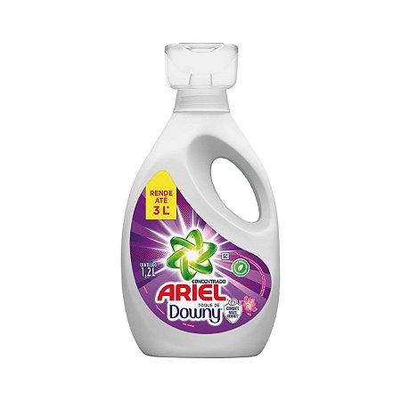Ariel Líquido Concentrado com toque de Downy 1,2L
