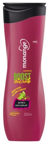 Shampoo Monange Boost de Crescimento 350ml