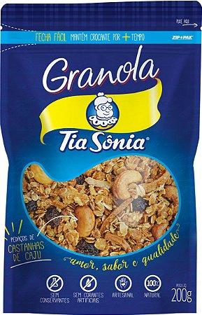 Granola Tia Sônia Tradicional 200g