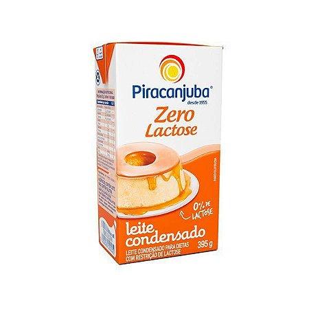 Leite Condensado sem Lactose Piracanjuba 395g