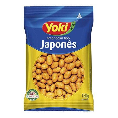 Amendoim Japonês Yoki 150g