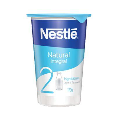 Iogurte Nestlé Natural Integral 160g