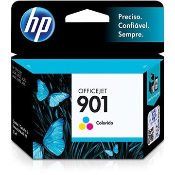 Cartucho Hp 901 Color